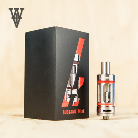 Kangertech SubTank Mini RBA Sub Ohm Tank - Whole Vape Inc. - 1
