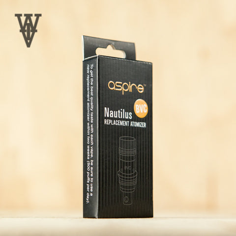 Aspire BVC Coil Head for Nautilus and Mini Nautilus - Whole Vape Inc.