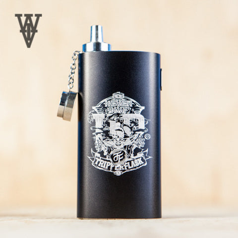 ISWEED™ Tripperflask Portable Vaporizer Kit - Non-Combustion - Whole Vape Inc. - 1