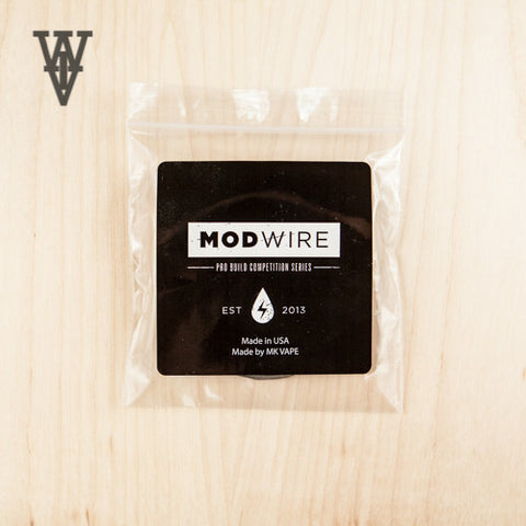 MODWIRE Pro Build Competition Series - Whole Vape Inc.