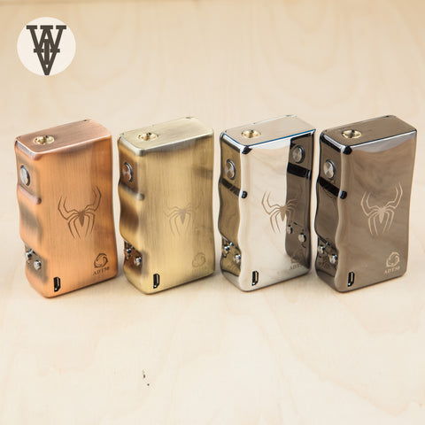 ADT50 50W Temperature Control Box Mod by Arctic Dolphin - Whole Vape Inc. - 1