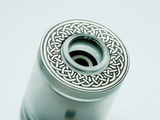 SS Engraved Top Cap for Pico RTA - Whole Vape Inc. - 2