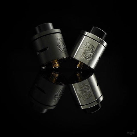 CSMNT RDA by District F5VE & Mystery Mod Co. - Whole Vape Inc. - 1
