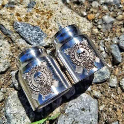 Back To Back Diamond Edition Battle Cap S by Comp Lyfe