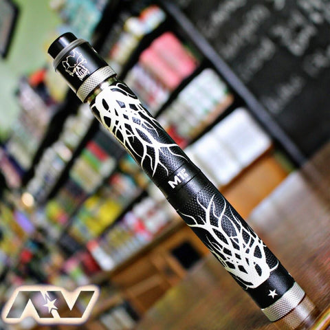 LE M1P5 Glow in the Dark Stackable Mechanical Mod by Avid Lyfe