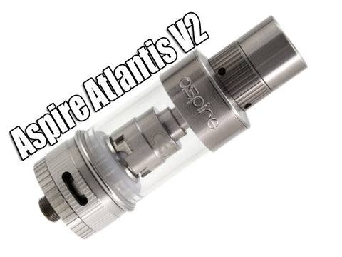 Aspire Atlantis Sub Ohm Tank V2 - Whole Vape Inc.