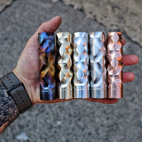 The Double Cross Mod by Comp Lyfe