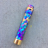 Custom LE Spectrum Mod Anodized Titanium by Complyfe