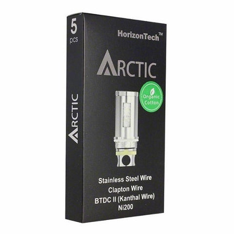 Arctic Clapton Coil Head by Horizon - Whole Vape Inc.