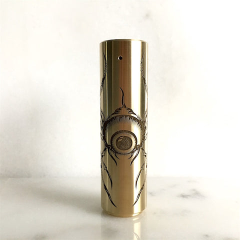 Authentic LE Ice Spider Brass Mod by J Mark ROGUE USA