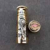 Limited Edition Brass Drip Junkie Able Mod by Avid Lyfe