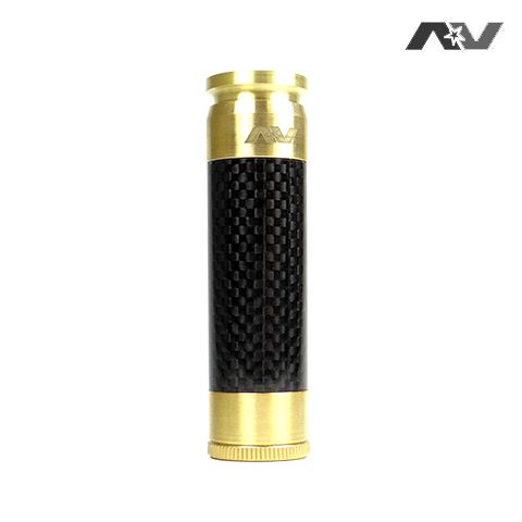Blem Lyfe Brass Able Mechanical Mod by Avid Lyfe