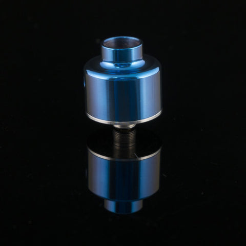 Titanium Wide Bore Slam Cap for O-Atty by Odis Collection - Whole Vape Inc. - 1