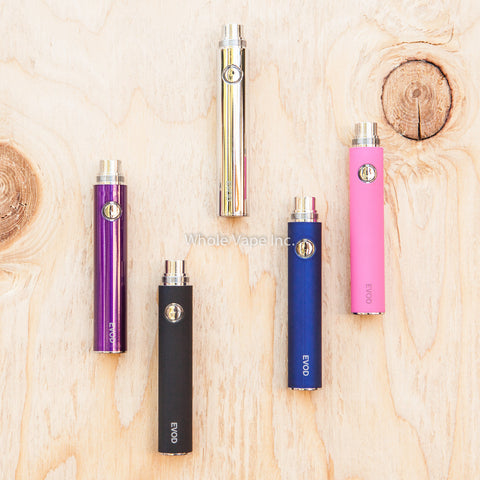 Kanger Evod eGo Battery 650mAh - Whole Vape Inc. - 1