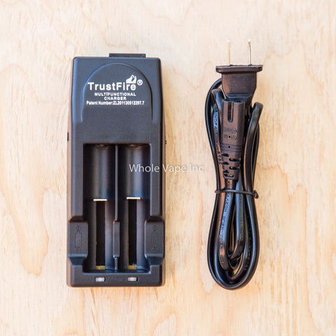 TrustFire TR-001 Charger - Whole Vape Inc. - 1