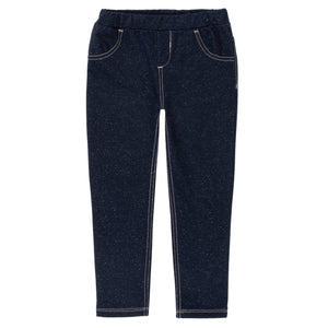 Blue Jegging With Glitter Girl C20YG65_090