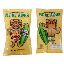 Load image into Gallery viewer, Front and back images of our packaging features our Tiki mascot