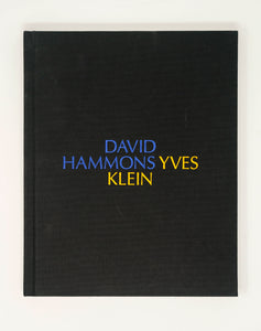 David Hammons, Yves Klein