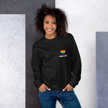 Load image into Gallery viewer, PRIDE 2020 - Black Sweatshirt