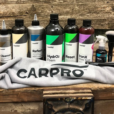 Slim's Detailing Appointed Official Distributor For CarPro in the UK