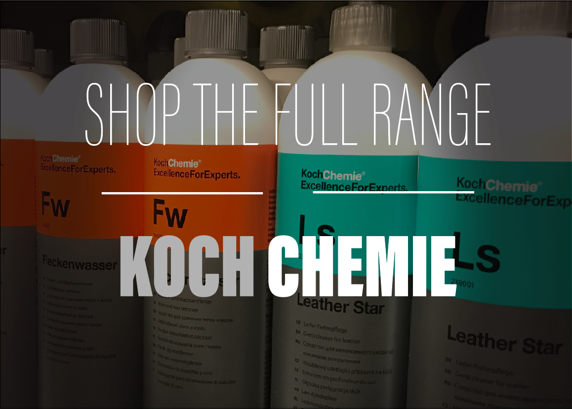 Slim's Detailing Appointed Official Distributor for Koch Chemie