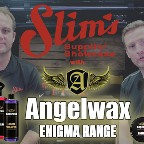 Angelwax Product Demonstration Video