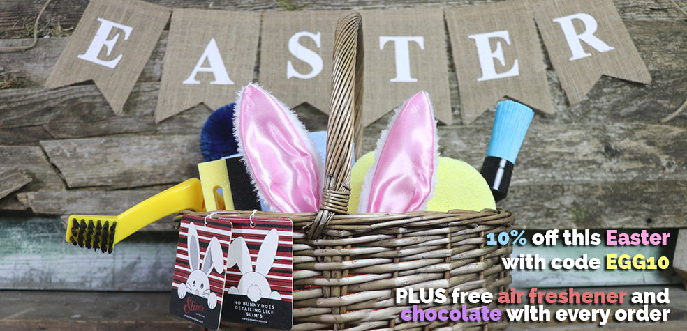 Easter at Slim's – 10% off!
