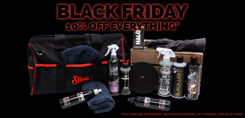 Black Friday At Slim's - 10% Off Everything*!