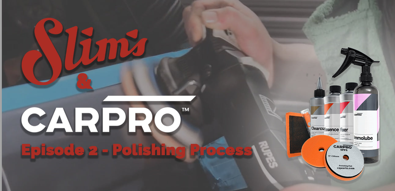 CarPro Polishing Process How-To Video