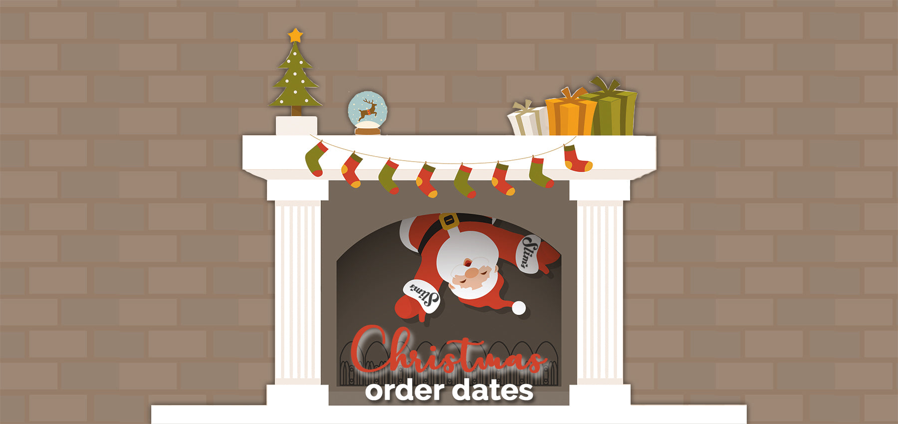 Important! Christmas Order Dates 2020