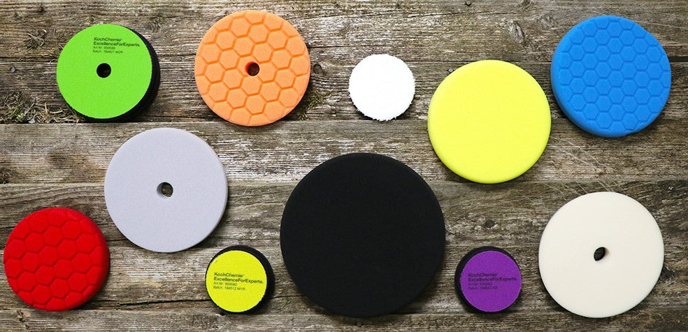 How to Clean Polishing Pads