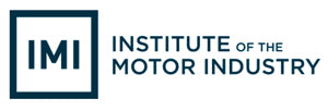 IMI Institute of the motor industry logo