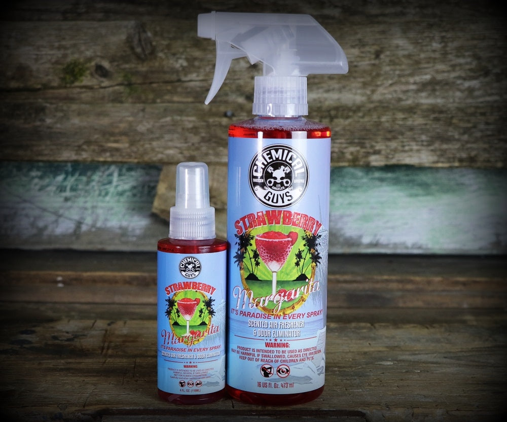 Buy Chemical Guys Strawberry Margarita Air Freshener Slim S Detailing Slims Detailing