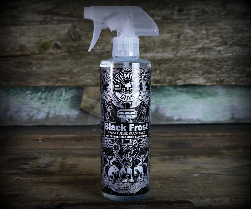 Chemical Guys Black Frost Air Freshener & Odour Eliminator