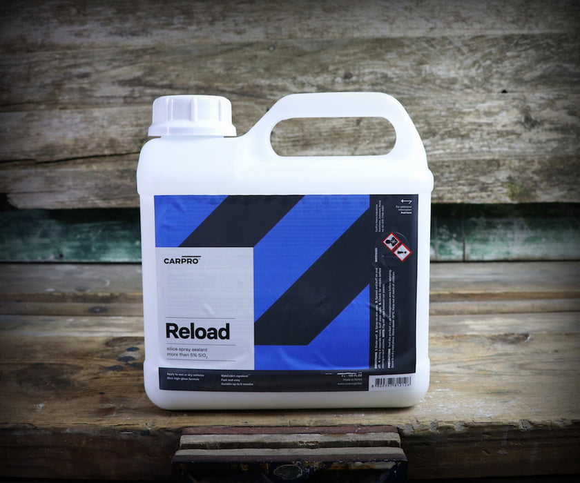 CarPro Reload: Silica Inorganic Spray Coating
