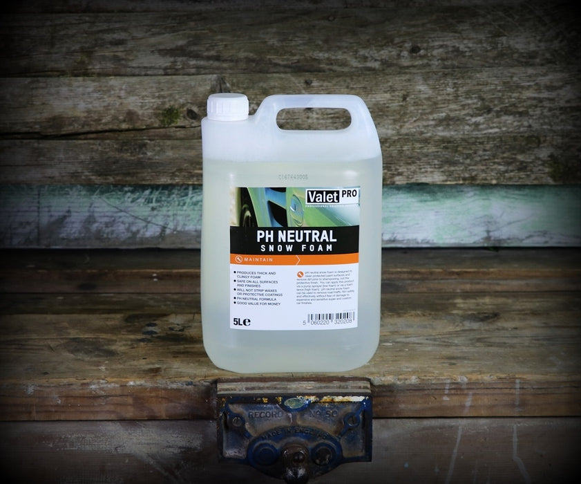Valetpro pH Neutral Snow Foam