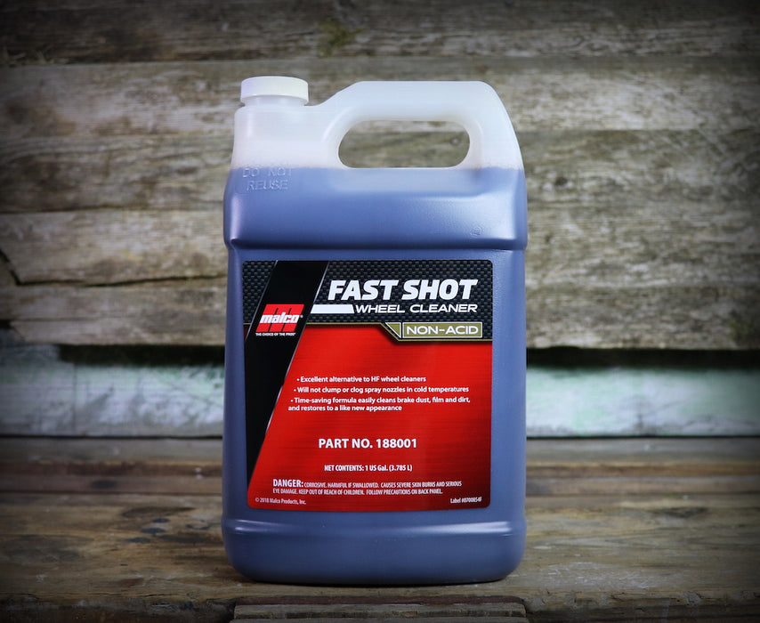 Malco Fast Shot Wheel & Tyre Cleaner