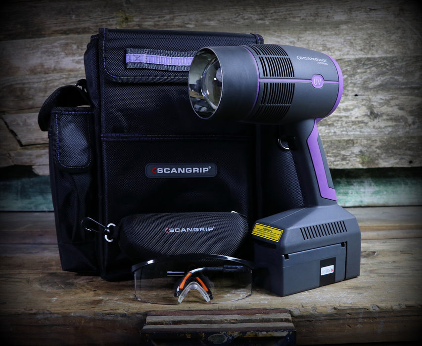 Scangrip UV LED Gun