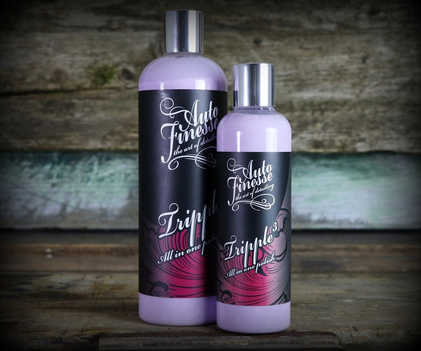 Auto Finesse Tripple  - All In One Polish