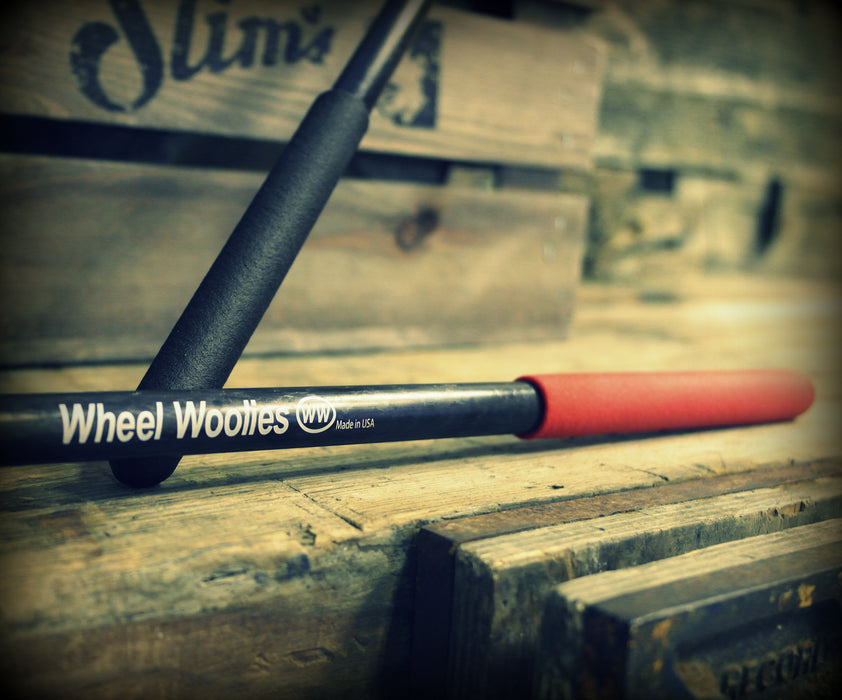 Wheel Woolies Handle Grips