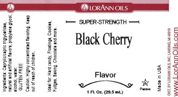 Black Cherry by Lorann