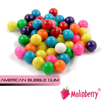 American Bubble Gum by Molinberry