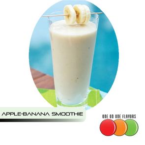 Apple-Banana Smoothie by One On One