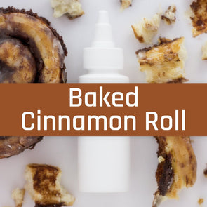 Baked Cinnamon Roll by Liquid Barn
