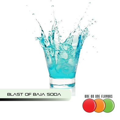 Blast of Baja Soda Soda
