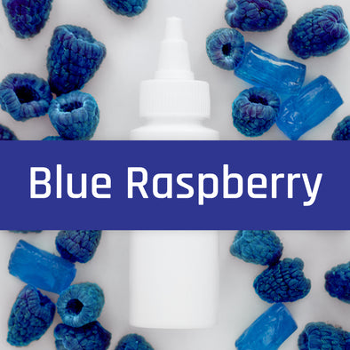 Blue Raspberry by Liquid Barn