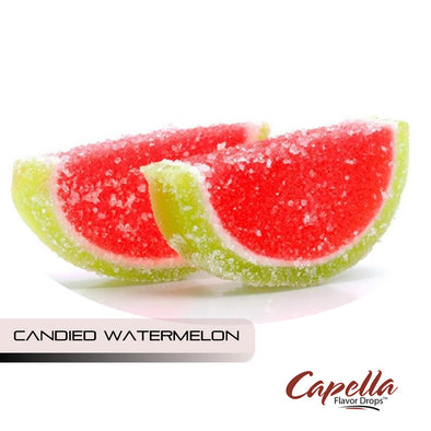 Candied Watermelon Flavour by Capella - SilverLine