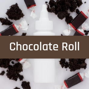 Chocolate Roll by Liquid Barn