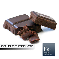 Double Chocolate (Clear) Flavour