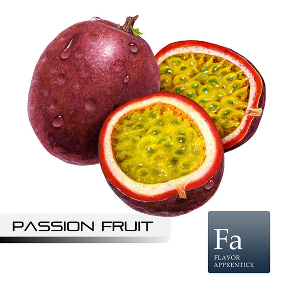 Passion Fruit by Flavor Apprentice